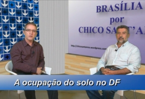 (Vídeo-entrevista) Ocupação Urbana avança sobre as áreas verdes do Distrito Federal