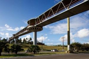 As passarelas de Salvador/BA, projetadas por Lelé.