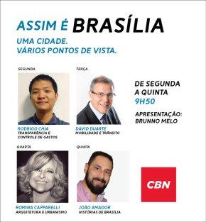Vamos conversar sobreBrasília